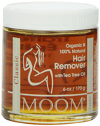 Natural Hair Remover: MOOM