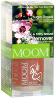 Hair Removal Kit w/ Tea Tree Oil MOOM