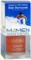 M4Men Spa Formula Hair Removal Kit Men MOOM