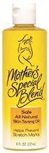 Mother's Special Blend Skin Toning Oill 8 oz. Mountain Ocean