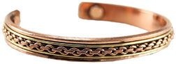 Copper Bracelet Bella Design MRH International