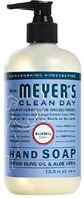 Liquid Hand Soap Bluebell 12.5 oz. Mrs. Meyers Clean Day