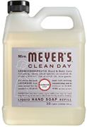 Liquid Hand Soap Lavender 33 oz. Mrs. Meyers Clean Day