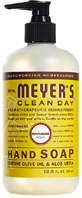 Liquid Hand Soap White Sunflower 12.5 oz. Mrs. Meyers Clean Day