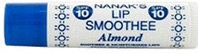 Lip Smoothee Lip Balm SPF10 Almond, .18 oz. Nanak's
