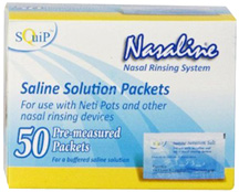 Nasal Salt, 50 packets/box