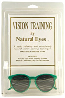 Vision Training Kid's Glasses Green