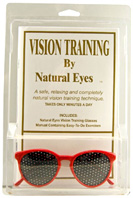 Vision Training Kid's Glasses Red