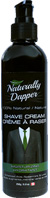 Shave Cream Moisturizing 8.8 oz. Naturally Dapper