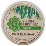 Herbal Salve: Four Elements