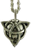 Diffuser Pendant Necklaces Celtic Nature's Alchemy