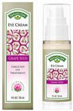 Grape Seed Eye Cream 1 oz. Nature's Gate