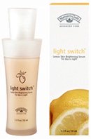 Light Switch Brightening Serum 1.1 oz. Nature's Gate
