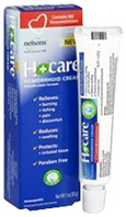H+ Care Hemorrhoid Cream, 1 oz. Nelson Homeopathics