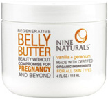 Replenishing Belly Butter Vanilla + Geranium