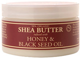 Shea Butter Honey & Black Seed Oil Nubian Heritage