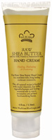 Raw Shea Butter Myrrh Hand Cream, 4 oz.