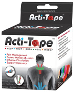 Acti-Tape Black NutriWorks Ltd.