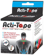 Acti-Tape Blue NutriWorks Ltd.