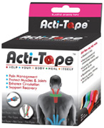 Acti-Tape Pink NutriWorks Ltd.