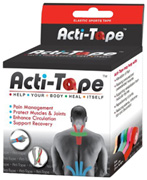 Acti-Tape Red NutriWorks Ltd.