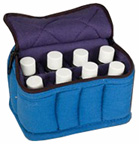Essential Oil Carrier Bag -8 Oils  Oshadhi