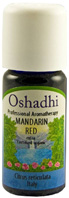 Essential Oil Rare & Uncommon Mandarin Red Oshadhi