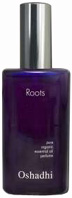 Organic Essential Oil Perfume Roots