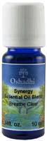 Synergy Blend Breathe Clear Oshadhi