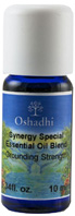 Synergy Blend Grounding Strength Oshadhi