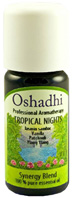 Synergy Blend Tropical Nights Oshadhi