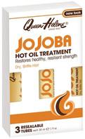 Jojoba Hot Oil Treatment 3 1 oz. tubes Queen Helene