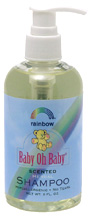 Baby Oh Baby Herbal Shampoo Scented 16 oz. Rainbow Research