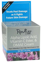 Anti-Oxidation & Texturizing Day Cream (w/ Alpha Lipioc Acid 2 oz. Reviva Labs