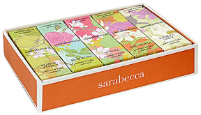 Natural Perfume Roll On Gift Assortment 5 pc. Sarabecca