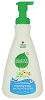 Baby Foaming Shampoo & Wash 10 oz. Seventh Generation