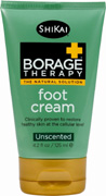 Borage Dry Skin Therapy Foot Cream: Shikai