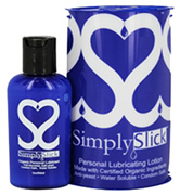 Personal Lubricating Lotion 2 oz. Simply Slick