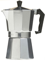 Stove Top Expresso Maker
