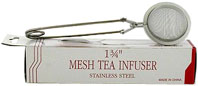 Stainless Steel Mesh Tea Infuser Swedish Traditions