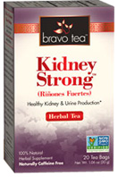 Herbal Tea Kidney Strongh 20 bags Bravo Tea