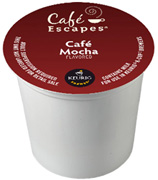 Coffee K-Cup 12 ct. Cafe Mocha Cafe Escapes