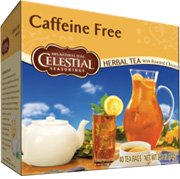 Black Tea Caffeine-Free  40 bags Celestial Seasonings