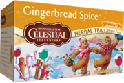 Specialty Tea Gingerbread Spice