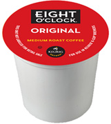 Coffee K-Cup 18 ct. The Original Eight O'Clock