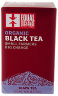 Organic Black Tea 20 bags Equal Exchange