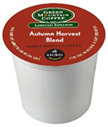 Coffee K-Cup 12 ct. Autumn Harvest Blend Green Mountain Coffee
