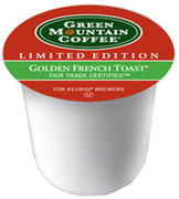 Coffee K-Cup 12 ct. Golden French Toast Green Mountain Coffee