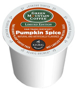 Coffee K-Cup 12 ct. Pumpkin Spice Green Mountain Coffee
