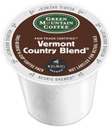 Coffee K-Cup 12 ct. Vermont Country Blend Green Mountain Coffee
